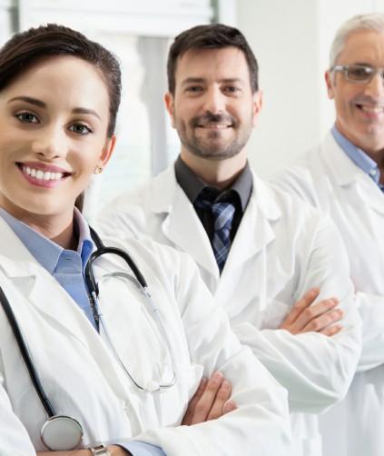 sucesso na carreira de médico